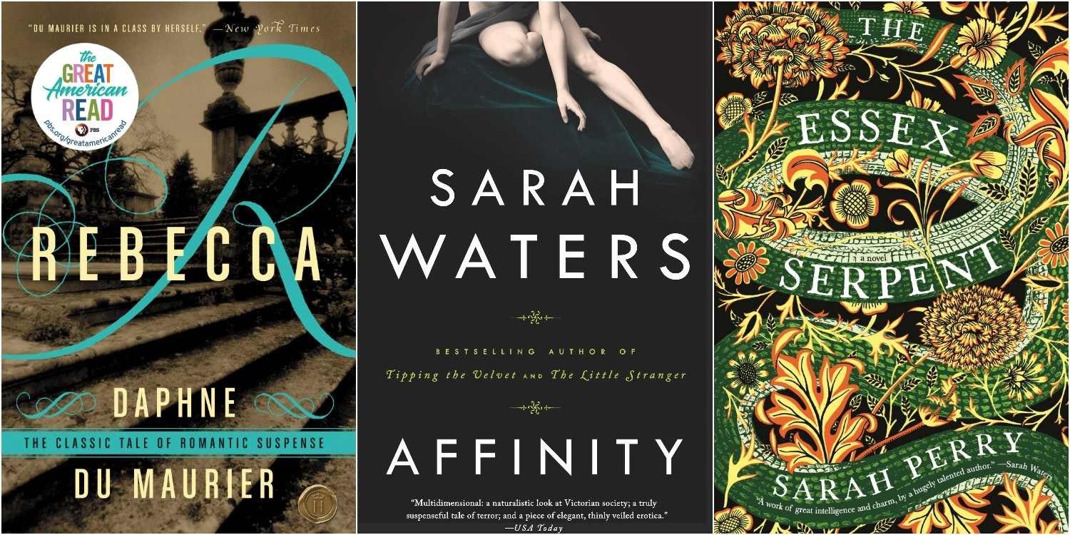 10 Gothic Romance Novels That Aren't 'Jane Eyre' Or
