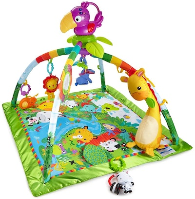 Fisher-Price Rainforest Music Deluxe Gym