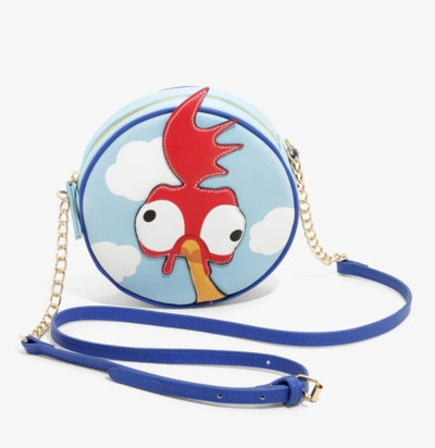 HER UNIVERSE DESTINATION DISNEY MOANA HEI HEI CROSSBODY BAG