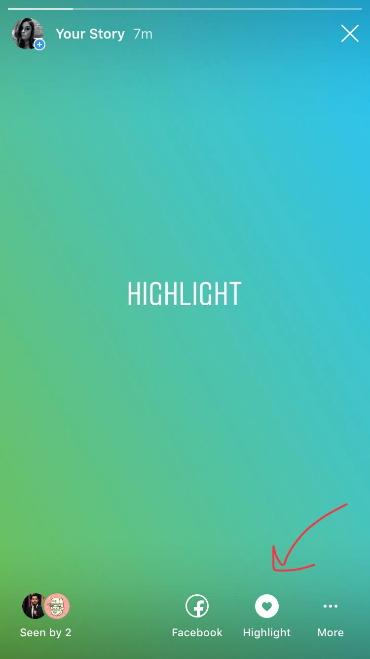 Where To Find Instagram Story Highlights So You Can See What