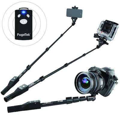 Fugetek FT-568 Professional High End Alloy Selfie Stick — 34% Off