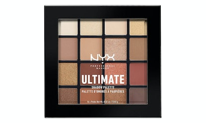 NYX Professional Makeup Ultimate Shadow Palette, Warm Neutrals — 30% Off