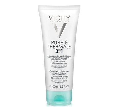 Vichy Pureté Thermale 3-In-1 Cleanser — 30% Off
