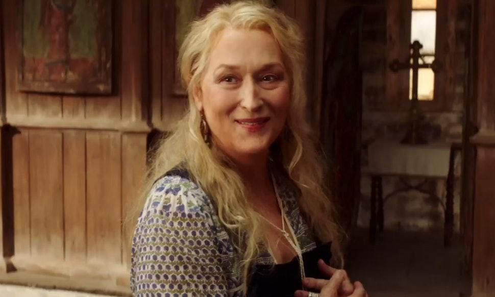 Mamma Mia 2 Meryl Streep