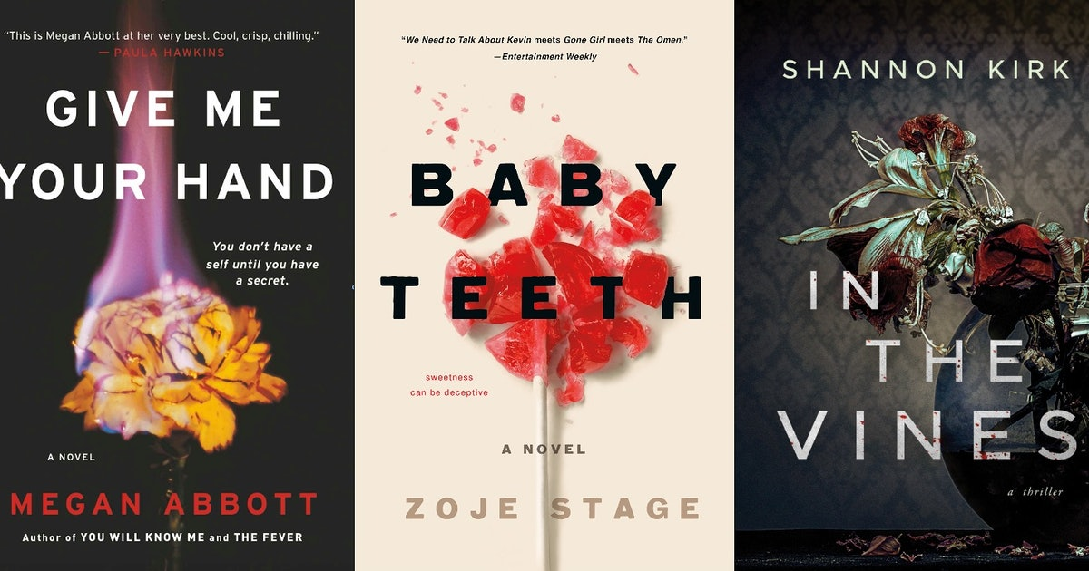 Baby Teeth By Zoje Stage Amp 9 Other New Books Out This Week