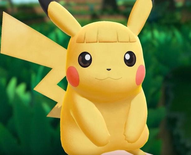 Hair Style Eevee: Pikachu Got Breakup Bangs & Twitter Is Comedy Gold After