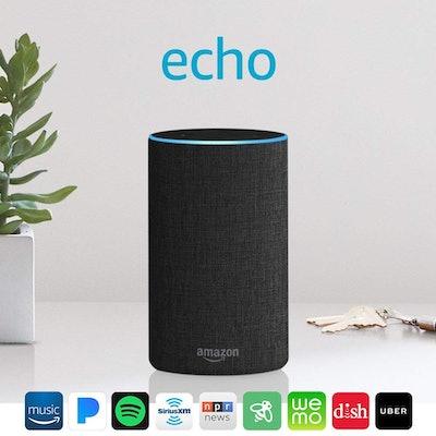Echo (2nd Generation) Smart Speaker
