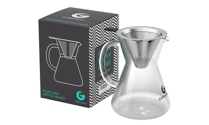 Coffee Gator Pour-Over Brewer — 30% Off