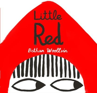 'Little Red' by Bethan Woollvin