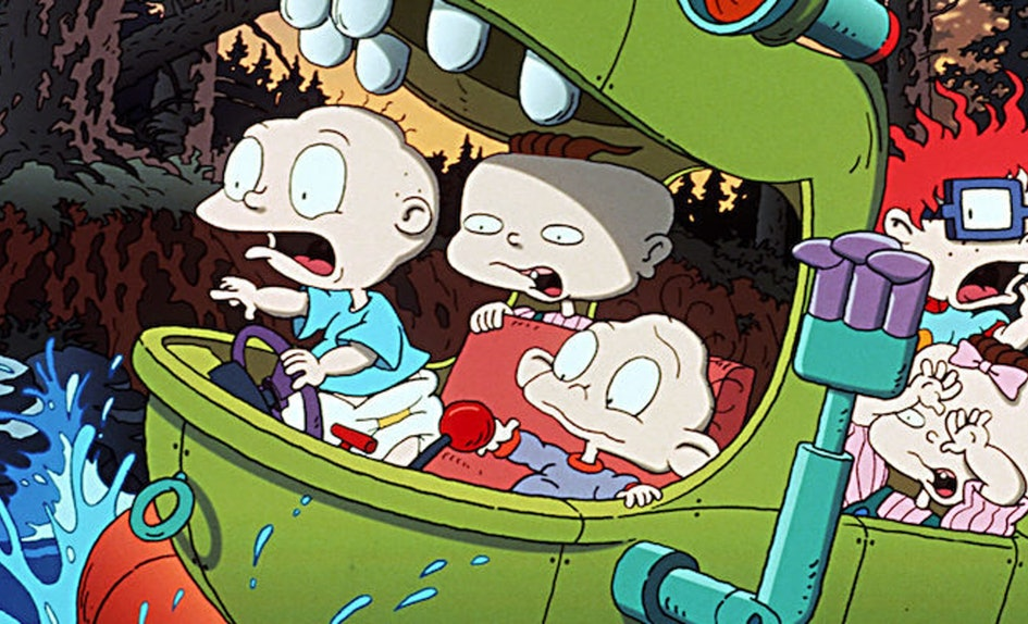 a new rugrats movie tv series is coming they re serving so