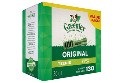Greenies Dental Treats (130-Pack) — 49% Off