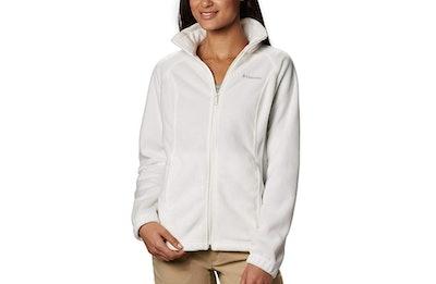 Columbia Women's Soft Fleece Jacket — 70% Off