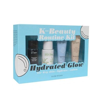Hydrated Glow K-Beauty Routine Kit
