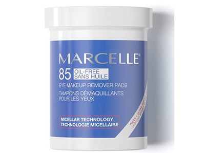 Marcelle Oil-Free Eye Makeup Remover Pads (85 Pads) — 30% Off