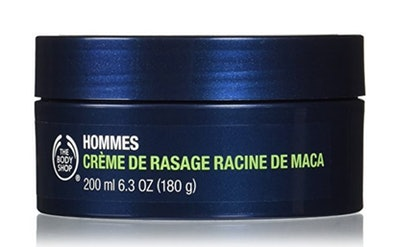 The Body Shop For Men Maca Root Shave Cream — 30% Off