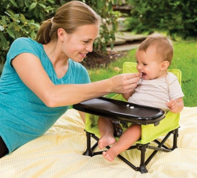 Summer Infant Pop And Sit Portable Booster — 27% Off