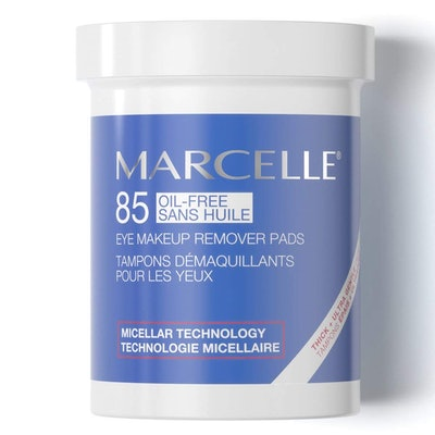 Marcelle Eye Makeup Remover Pads