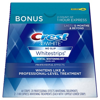 Crest Professional Effects Whitening Strips Kit