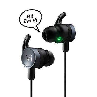 VI&VI Vi Sense Wireless Headphones with On-Demand AI Personal Trainer