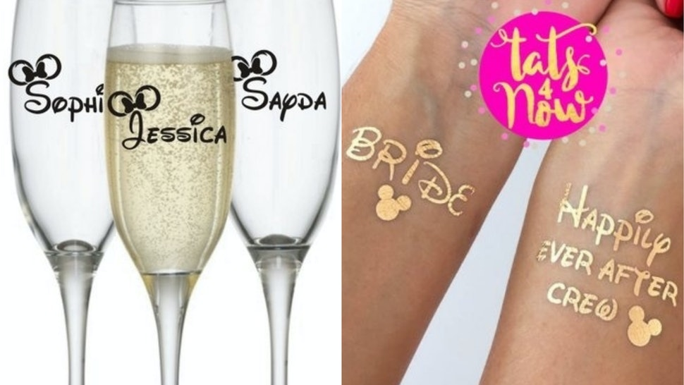 a0729bd7a 12 Disney Items For A Bachelorette Party That Will Make The Night Truly  Magical