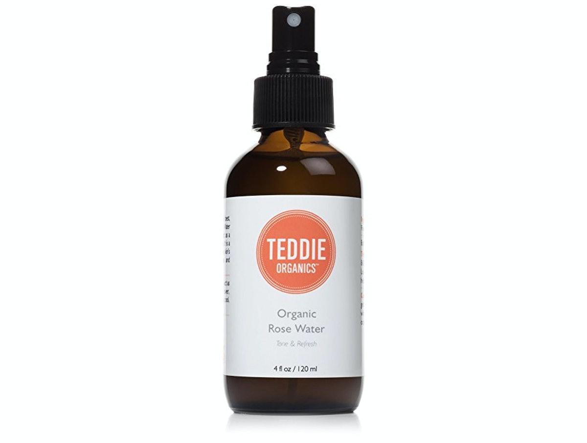 Teddie Organics Alcohol-Free Rose Water