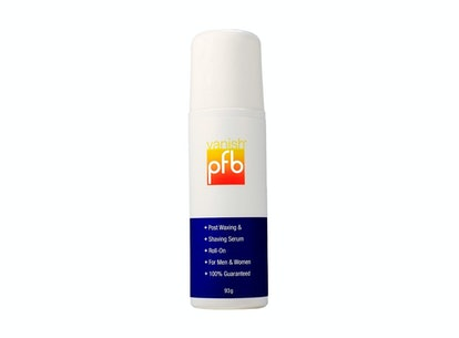 PFB Vanish, Shaving Gel For Ingrown Hairs