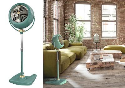 Vornado VFAN Pedestal Vintage Air Circulator Fan