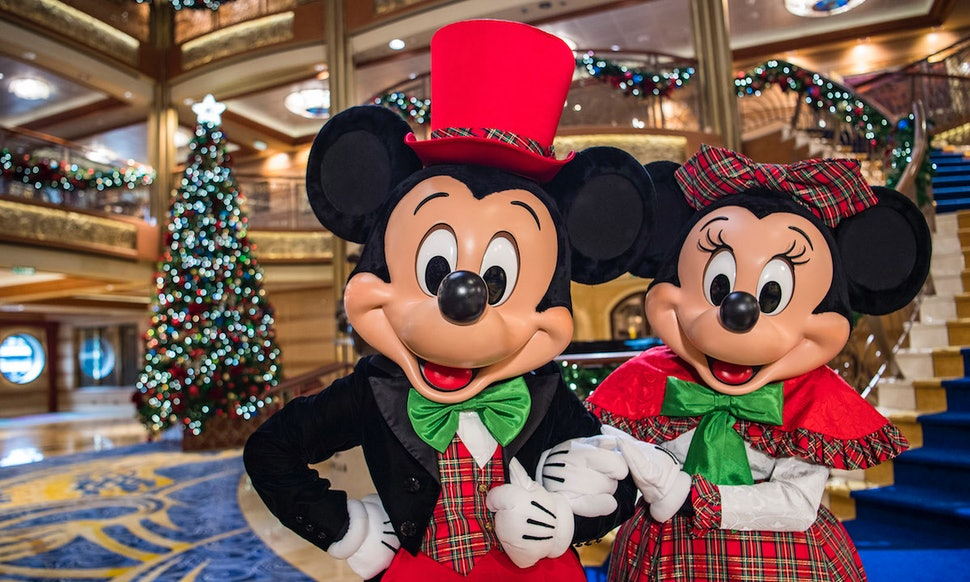 the disney holiday cruise dates for 2018 have been announced it sounds like a winter daydream