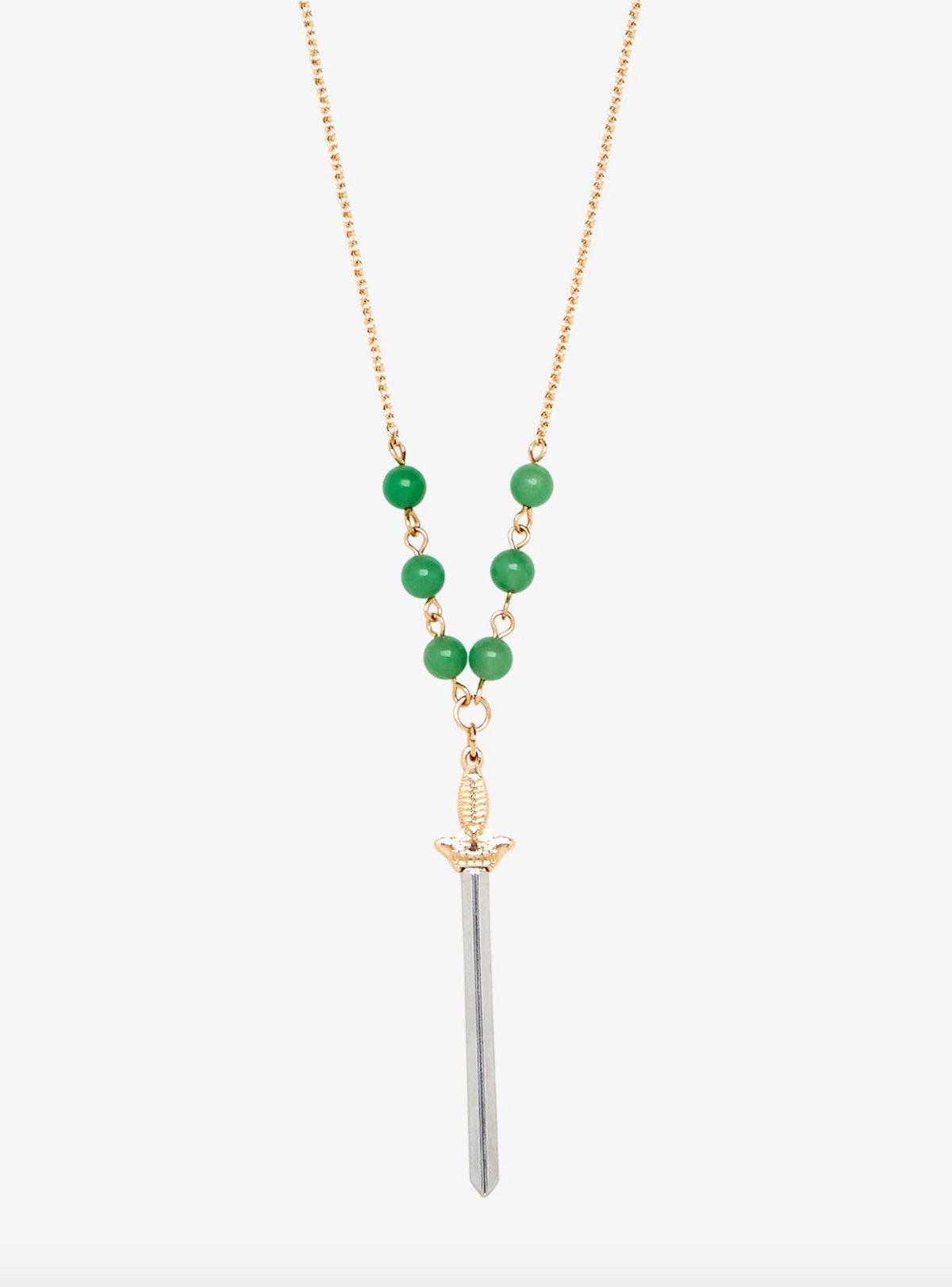Mulan Sword Necklace