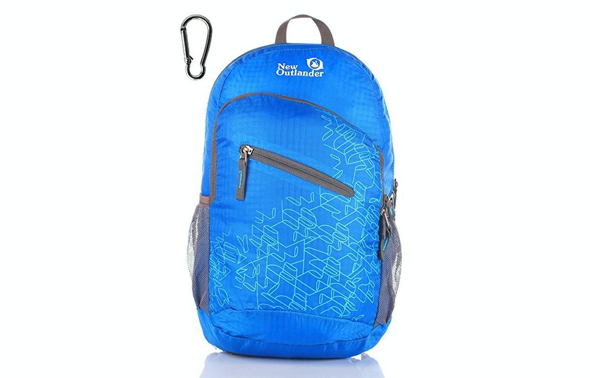 New Outlander Lightweight Packable Backpack
