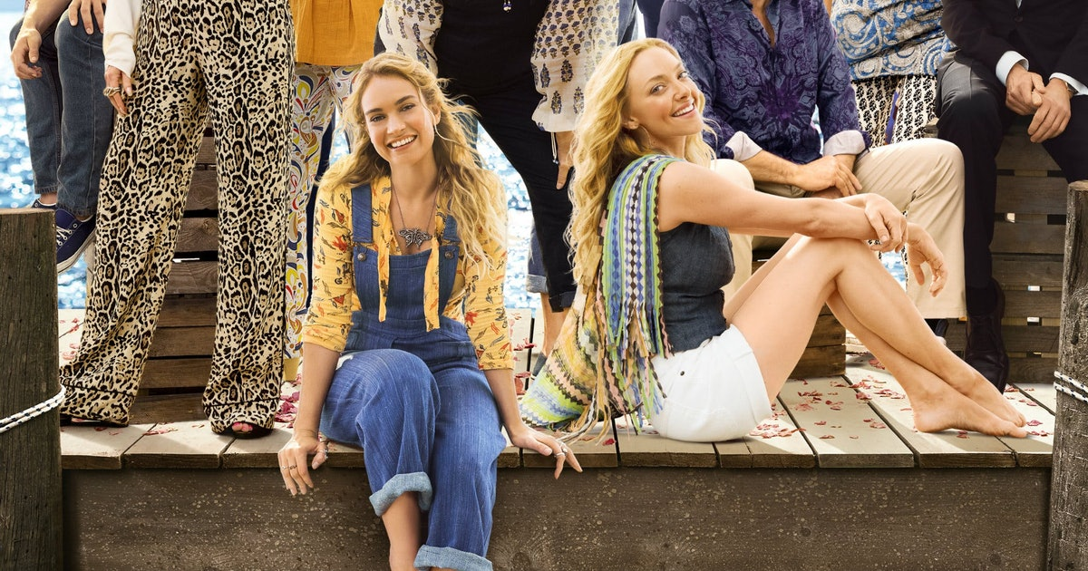 'Mamma Mia 2' Ratings Are In & My, My How Can You Resist This?
