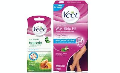 Veet Wax Strip Kit
