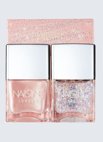 Nails inc: The Future Is Fairy Nail Polish Duo