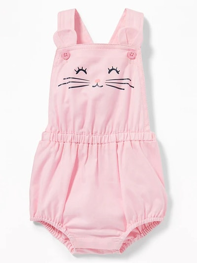 Critter Bubble Romper for Baby