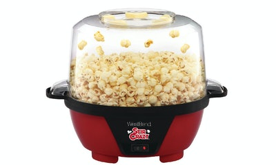 West Bend Stir Crazy Popcorn Popper