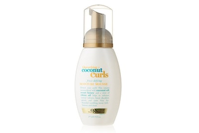 OGX Quenching + Coconut Curls Moisture Mousse
