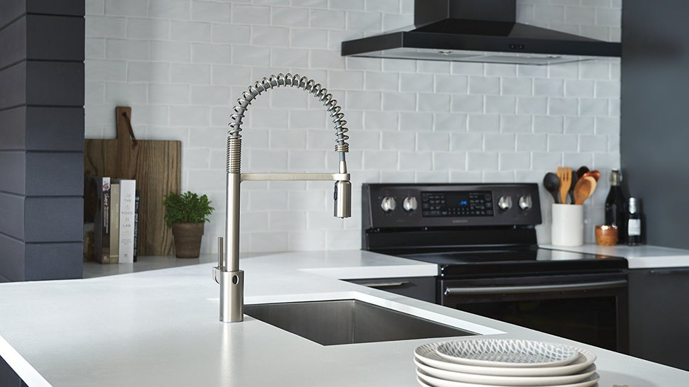 The 4 Best Touchless Kitchen Faucets