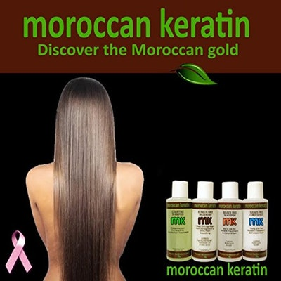 Moroccan Keratin Hair Treatment
