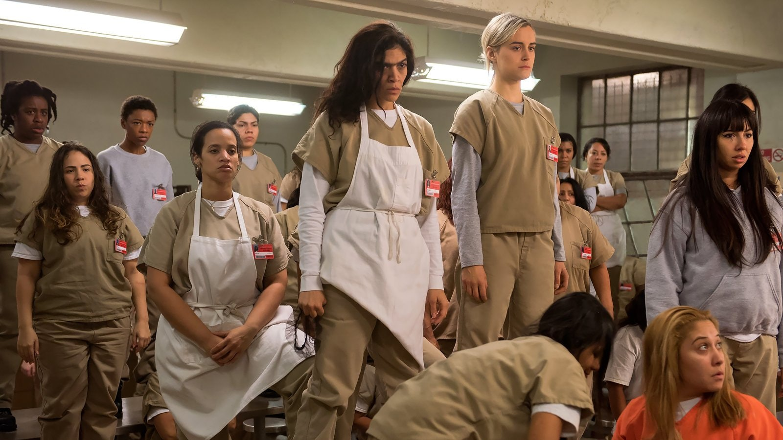 Risultati immagini per orange is the new black