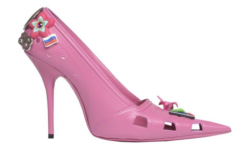 D High Heel Shoes