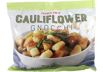 Cauliflower Gnocci