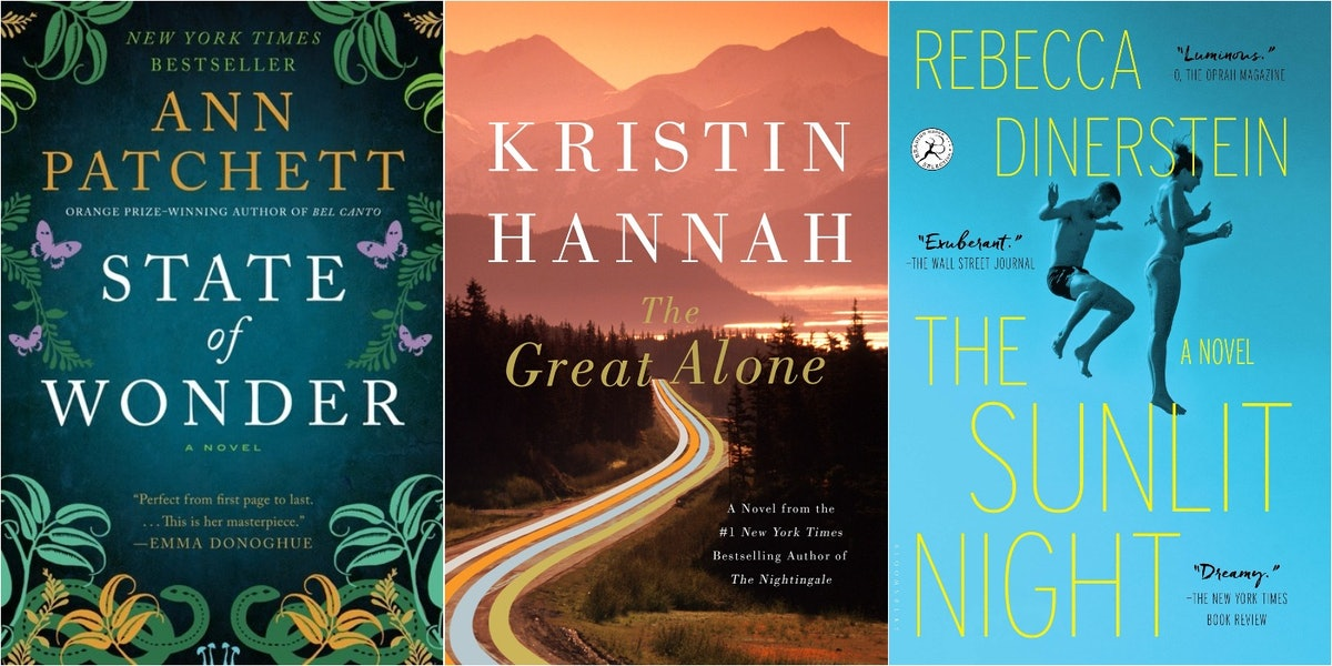 9 Transportive Books To Read When You Need A Break From City Life But Can't Afford A Getaway