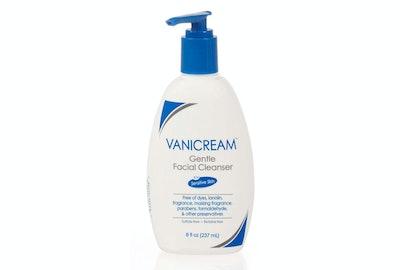 Vanicream Gentle Facial Cleanser