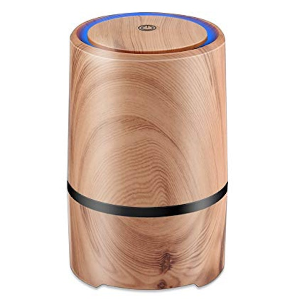 Can Sleeping With An Air Purifier Change Your Skin Here S