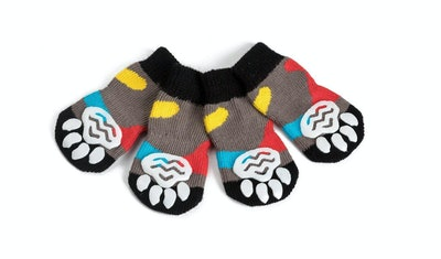 Pet Heroic Anti-Slip Knit Dog Socks