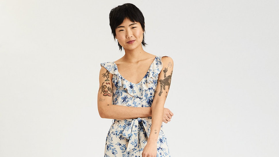 178706ba6d53 American Eagle s 2018 Fourth of July Sale Includes All The Floral Print You  Could Possibly Need