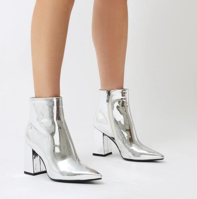 Empire Ankle Boots