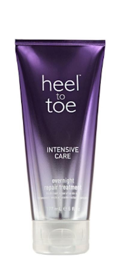 Heel to Toe Overnight Repair Treatment