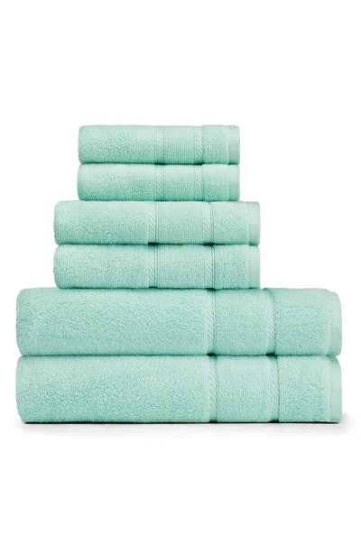 Nautica Belle Haven Bath Towel, Hand Towel & Washcloth Set