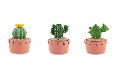 GIFTME Cactus Kitchen Timer